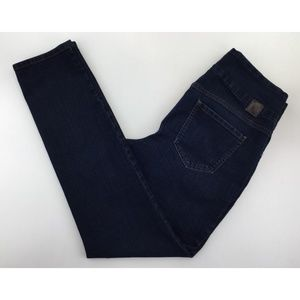 Jag Jeans Womens Jeans 12 High Rise Skinny C47-08P